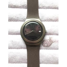 5c37c86e670 Relogio Swatch Aluminio - Relógio Swatch no Mercado Livre Brasil