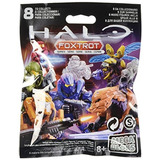 Mega Construx Halo Micro Figuras Serie Foxtrot Paquete Sorpr