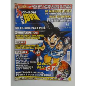 Revista Ultra Jovem Especial Cd-rom Nº 2 Sem Cd