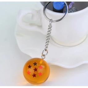 Chaveiro Esfera Do Dragão D B Z 7 Estrelas