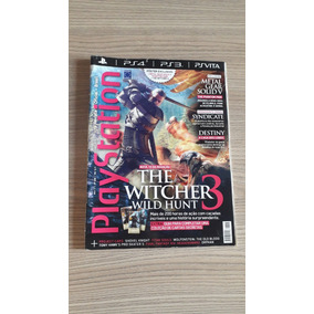 Revista Playstation 206 The Witcher Assassins Creed B059