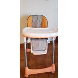 Silla De Comer Para Bebes - Premium Baby - Usada