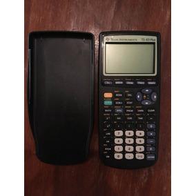 Calculadora Texas Instrument Ti83 Plus