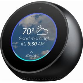 Amazon Echo Spot Blcak C/ Alexa Bluetooth Wifi Audio Out