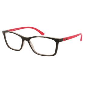 01a52ee8c8757 Oculos Hb Secret Vermelho Transparente - Óculos no Mercado Livre Brasil
