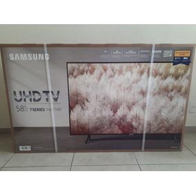Samsung 58 4k 2018 Serie 7 Nuevas De Paquete