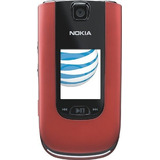 Nokia 6350, Red (at&t)