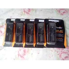 Carregador De Bateria Original Fenix Are-x1 Tela Lcd Usb