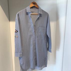 594e739ffb429 Camisa Plumeti Para Mujer Benjamina - Ropa y Accesorios en Mercado ...