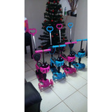 Scooter , Montable Y Patin Led 5 En 1