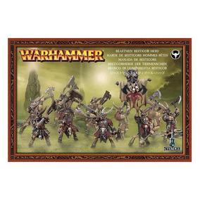Warhammer Manada De Bestigors. Hombres Bestia