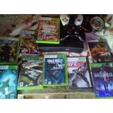 Xbox 360. Con Chip. 11 Juegos. 2 Controles... 3000~$