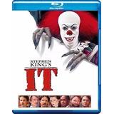 Blu-ray It Uma Obra Prima Do Medo Stephen King Leg.pt-br