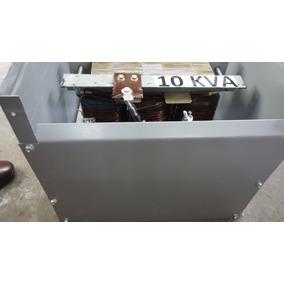Transformador Tipo Seco De 10 Kva 220-440 V. Trifasico