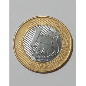 Moeda De 1 Real 40 Anos Banco Central