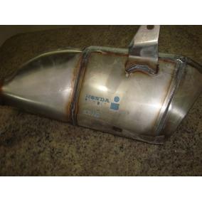 Silencioso Comp. Hornet 2008 A 2014 *produto Novo Original