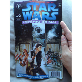 Hq Star Wars Império Do Mal N. 2