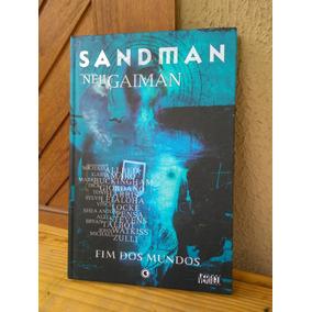Sandman - Conrad - Fim Dos Mundos - Neil Gaiman