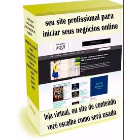 Site Completo Em Php Com Área Administrativa E-commerce