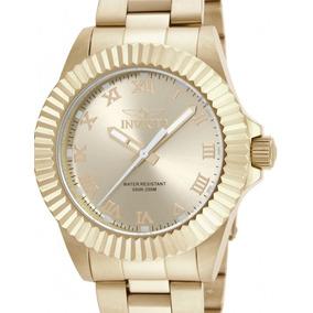 Relógio Invicta Pro Diver 16739 - Dourado Masculino