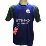 85657dde60 Camisa Manchester City Masculina no Mercado Livre Brasil