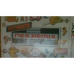 3ds Nes Remix Novo
