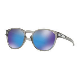 Óculos Oakley Latch Grey Ink Prizm Sapphire Polarizado 9265 01500fa9f2