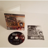Medal Of Honor Warfighter -juego -ps3