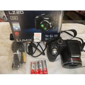 Camera Digital Lumix Panasonic Dmc Lz20 16.0 Megapixels
