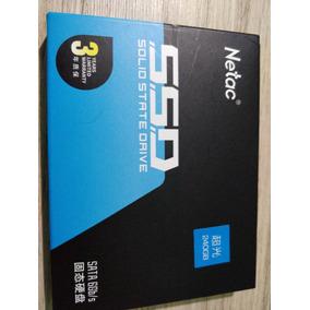 Ssd Netac 240 Gigas Sat 6 Gb/s Novo Lacrado