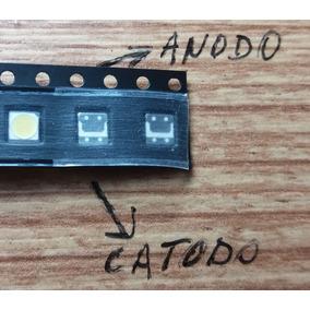20 Pç Led Para Backlight Lg 6v 2w Original