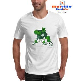 Mascote Do Palmeiras - Verdão - Camisetas no Mercado Livre Brasil 6f53da9f9abfa