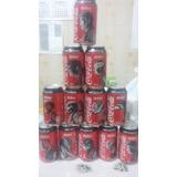 Coca Vingadores Ultimato Kit 12 Latas Avengers 350ml +brinde