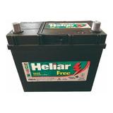 Bateria 12x50 Auto 50amp Heliar Honda Civic Crv Acord Rav4