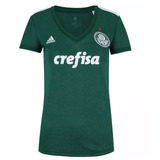 Camisa Palmeiras I 2018 Feminina