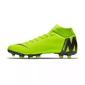 Tenis De Futbol Nikes - Tacos y Tenis Nike Verde limón de Fútbol en ... fb71573b01620