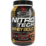 Nitro Tech 100% Whey Gold (1,02kg) Duplo Choco Muscletech