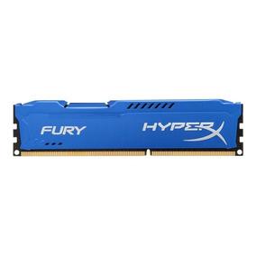 Memoria Ram Pc Hyperx Fury Ddr3 8gb 1866mhz Azul Pc-hx