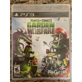 Jogo Plants Vs Zombies Garden Warfare Ps3