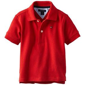 578884579f7b8 Camisa Polo Para Bebe Tommy - Roupas de Bebê no Mercado Livre Brasil