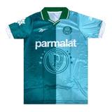 Camisa Do Palmeiras Retro Rhumell 94 Time Verdão