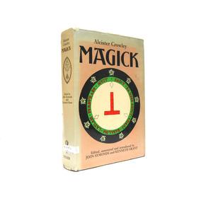Magick Aleister Crowley - 1973 - Frete Gratuito
