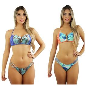 8a91a8f761c Biquini Verão 2018 Para Revenda L - Moda Praia no Mercado Livre Brasil