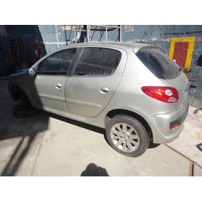 Peugeot 207 Hatch 2010 1.6(((( Sucata )))))) Venda De Peças