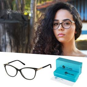 fcb601373 Oculos Redondo Feminino 2017 De Grau Outras Marcas - Óculos no ...