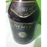 Vino Nemea Cava 1977 Sellado Original Griego