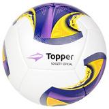 012258f560 Bola Society Topper V 12 4130746 - Futebol no Mercado Livre Brasil