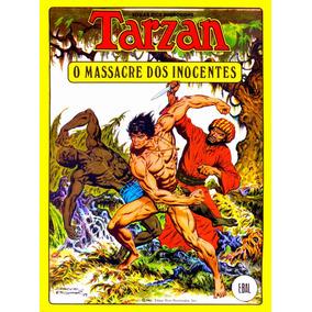 Gibis Antigos Do Tarzan - Digital (dvd) - 100 Ed (1965) + 19
