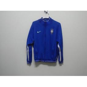 Agasalho Nike Seleção Brasil 1998 Antigo Raro 6153f96a5be20