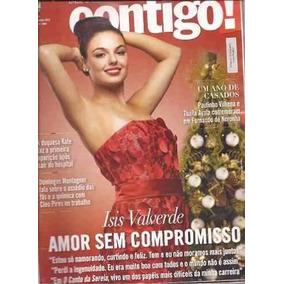 Revista Contigo 2012 - Domingos - Isis Valverde - Sandy